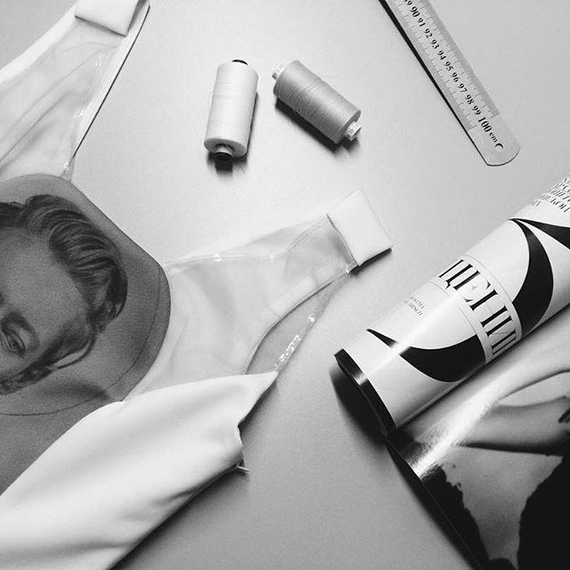 Мода не просто делает женщин красивыми, она дает им уверенность в себе.  Ив Сен-Лоран #rybalko #ukrainianbrand #lookbook #fashion #ukrainianfashion