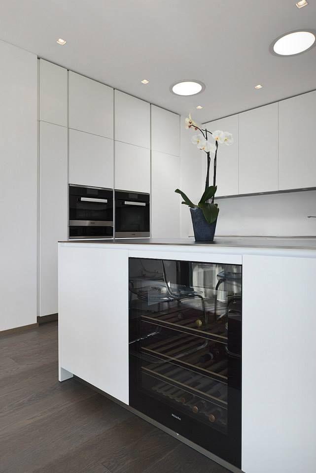 65 best Cucine moderne design - Kitchen images on Pinterest ...