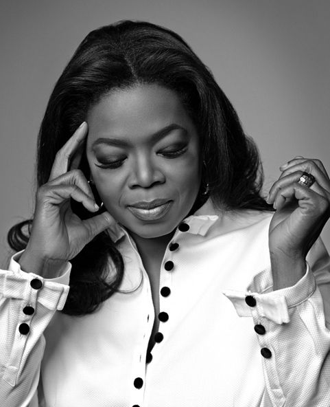 Oprah Winfrey, she is thinking how amazing was when she trusted God with everything. And then every things started to get amazing one after another for her.