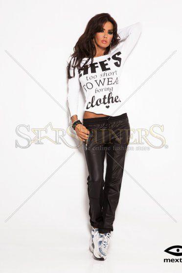 Mexton Mistique Style Black Trousers