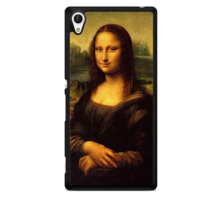 Monalisa Picture TATUM-7365 Sony Phonecase Cover For Xperia Z1, Xperia Z2, Xperia Z3, Xperia Z4, Xperia Z5
