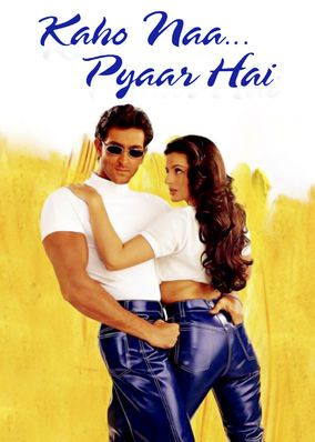 Kaho Naa Pyaar Hai (2000) - Life is paradise for an upright young man and a sweet-natured girl until fate intervenes. Now they're separated by circumstances beyond their control.