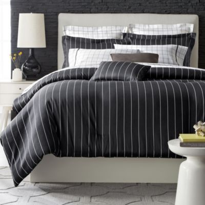 ALFRED SUNG Residence 'Pinstripe' Collection Comforter Set