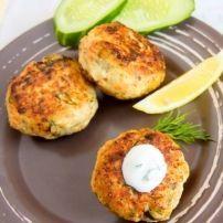 Laten we zeggen de ultieme culinaire visburger dus super lekker. Gezond en hier kan geen hamburger tegenop.