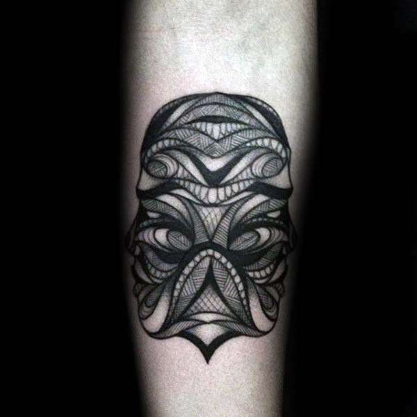 Abstract Pattern Gemini Twins Guys Inner Forearm Tattoos Gemini Tattoo Tattoos Gemini Tattoo Designs