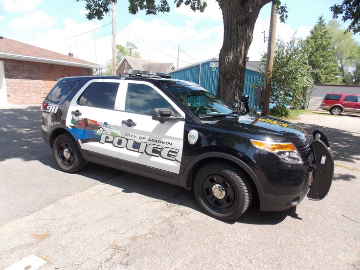 https://flic.kr/p/nA8rn7 | City of Marion, Wisconsin Police Department | City of Marion, Wisconsin Police Department Ford Police Interceptor Utility.  Marion is in Waupaca County.