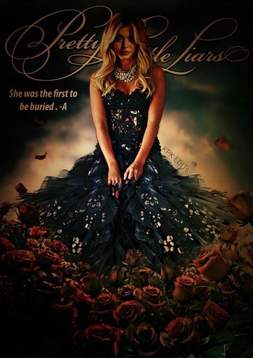 Pretty Little Liars - Alison DiLaurentis(Sasha Pieterse) #PLL #SheWasTheFirstToBeBuried