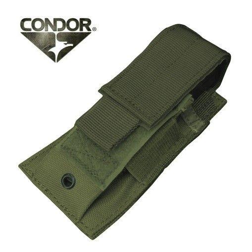 Condor MA32 Single Pistol Mag Pouch Olive Drab
