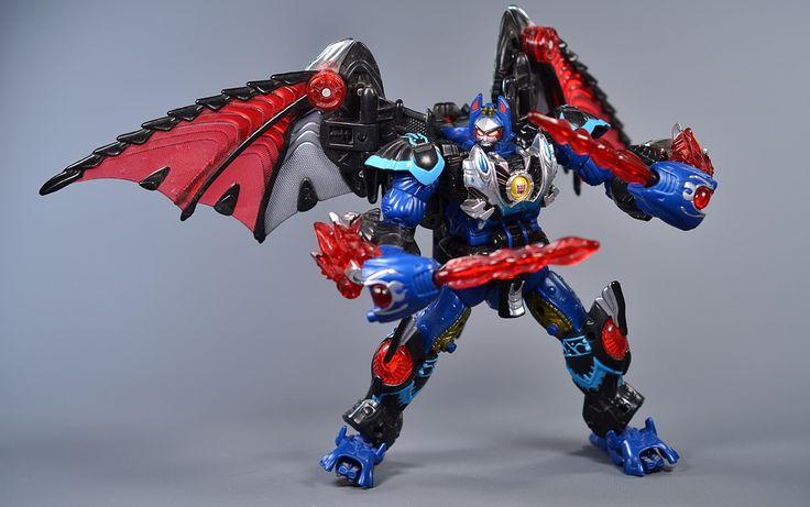 Deszaras (Transformers Timelines Botcon 2005)