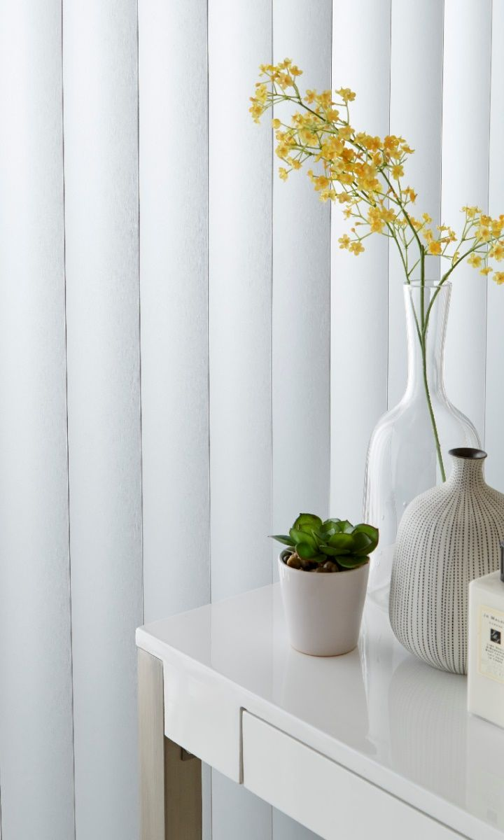 decor vertical pl cordless in shades vinyl at window blinds common style white home treatments com lowes selections shop