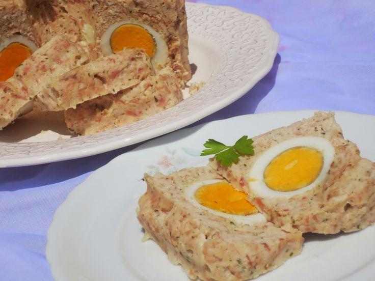 Pastel de pollo light Ana Sevilla cocina tradicional