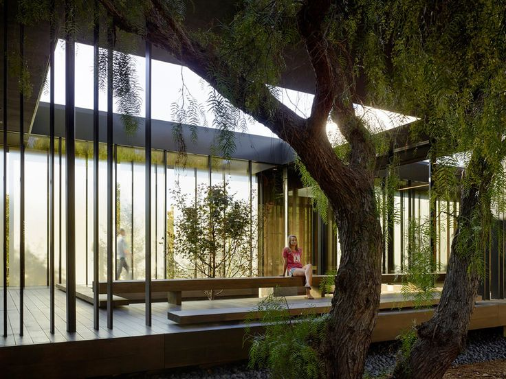 windhover contemplative center, stanford university (architecture: aidlin darling)