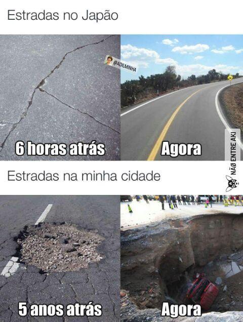 Brasil... nem precisa falar nada né!!
