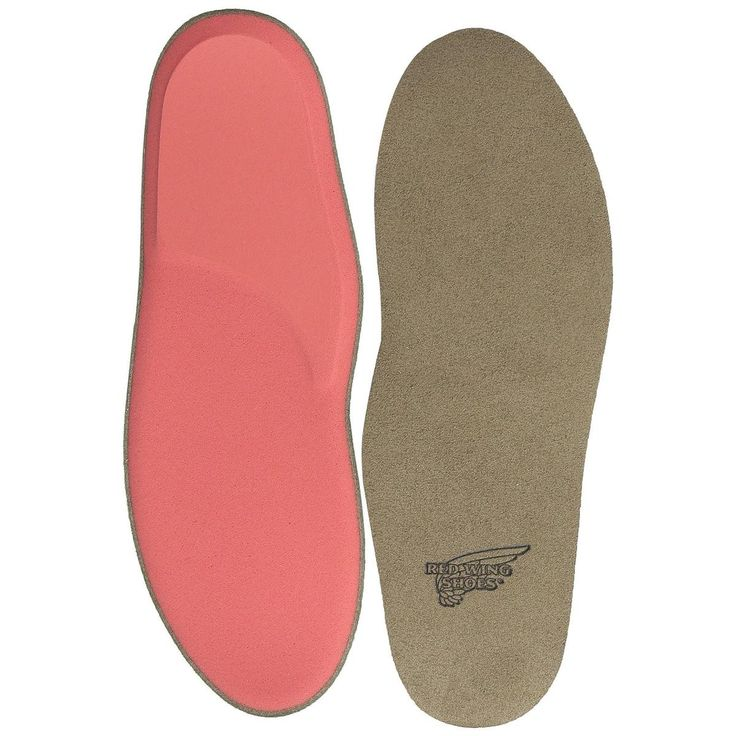 Red Wing Mens Lightweight Cushioned Insoles