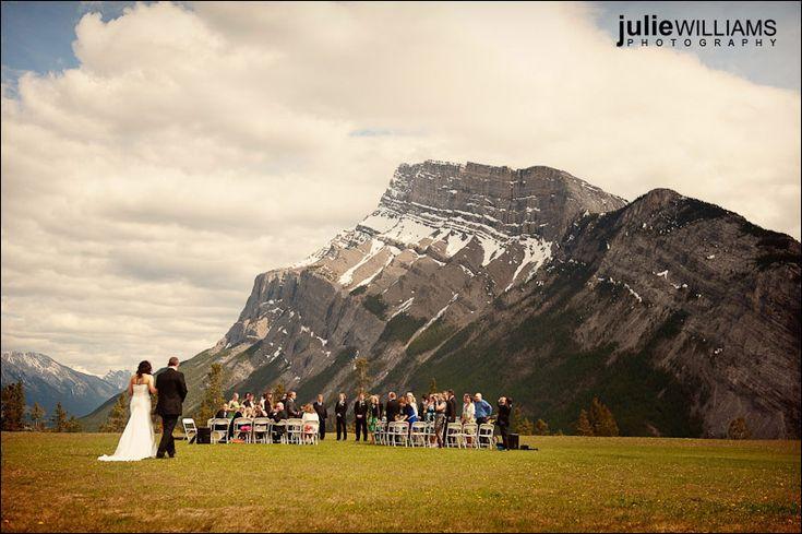 Three Jaw Dropping Indoor Banff Wedding Ceremonies: 99 Best Weddings In Banff Images On Pinterest