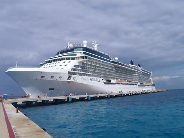 Cruise travel log of Celebrity Solstice Western Caribbean Cruise to Grand Cayman, Cozumel, Costa Maya, and Roatan