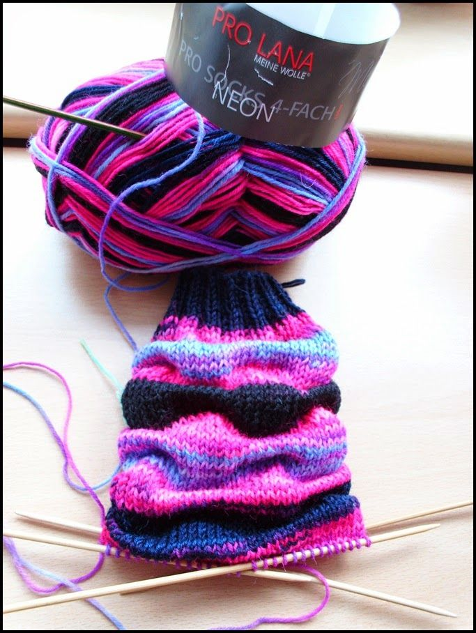 178 besten Socken, Hausschuhe Bilder auf Pinterest | Strickmuster ...