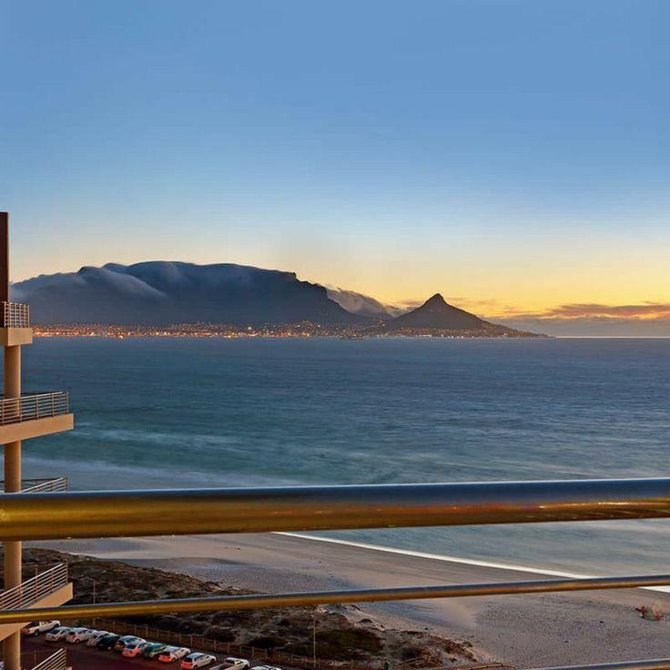 Daar is niks soos 'n uisig op pragtige Tafelberg nie... #tablemountain #capetown #view