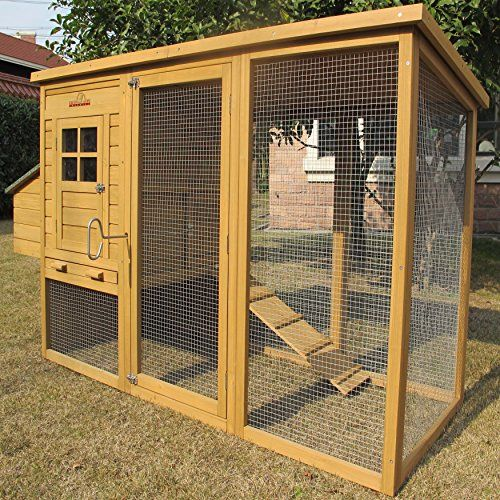 Chicken Coops Imperial Devonshire Large Chicken Coop Hen House Ark Poultry Run Nest Rabbit Hutch Box Suitable For Up To 4 Birds - Integrated Run & Cleaning Tray & Innovative Locking Mechanism Chicken Coops Imperial http://www.amazon.co.uk/dp/B00C2ACP4U/ref=cm_sw_r_pi_dp_Gwwawb1701W6T