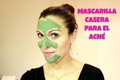 Cómo hacer una mascarilla facial casera anti acné con arcilla verde