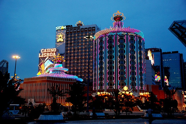 Casino Lisboa by Neil Walker (PT), via Flickr