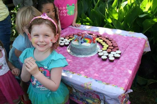 my little pony party diy | An Allergy-Free My Little Pony Birthday Party - The Humbled Homemaker