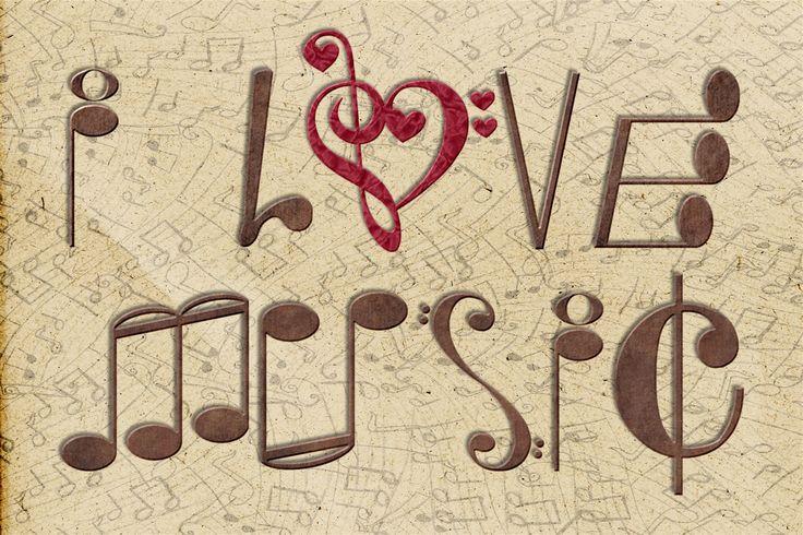 ♫♪ MÚSICA ♪♫♥ .....La música es el corazón de la vida. Por ella habla el amor; sin ella no hay bien posible y con ella todo es hermoso. Franz Liszt