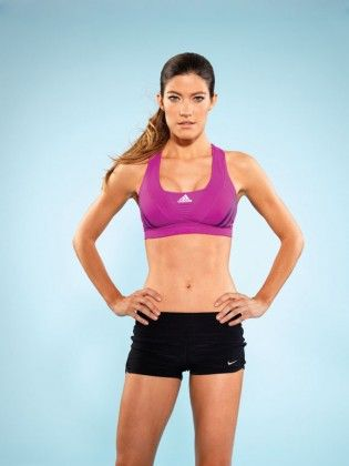 Super Girl: Jennifer Carpenter - Women's Running