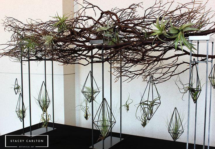 Floral Design by Stacey Carlton AIFD. Urban Garden // 2015