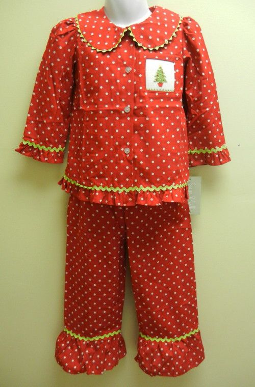Christmas Pjs Toddler