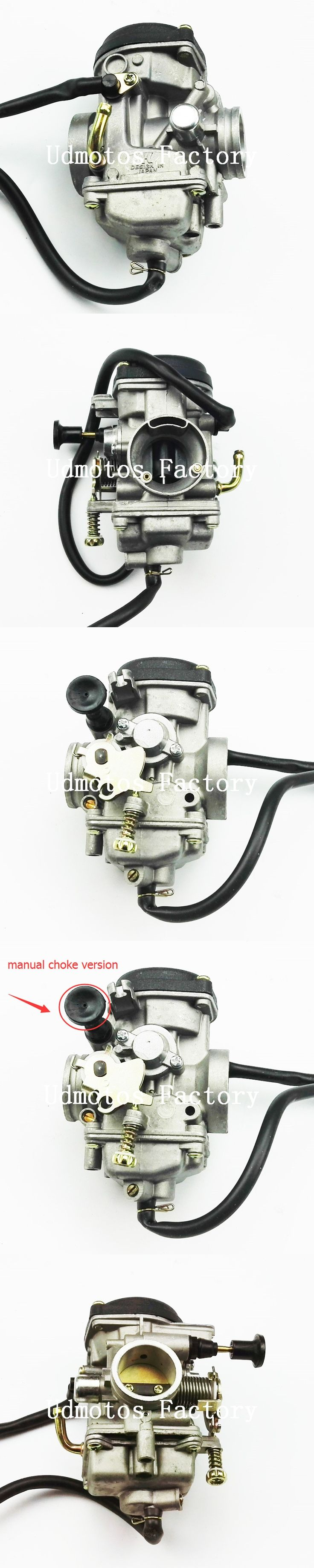 Manual Choke Version Size 30mm Carburetor TK JIANSHE LONCIN BASHAN 250cc ATV QUAD ATV250 JS250 Carburetor