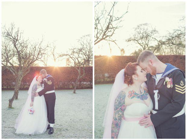 #wedding #love #tattooed #tatooedbride #alternative #bride #alternativebride www.DarrenMack.co.uk