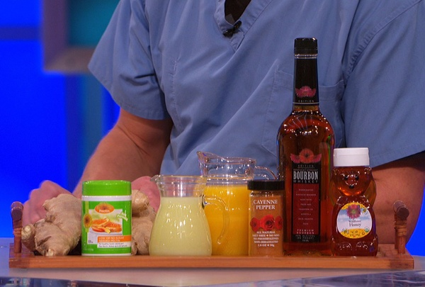 Got the flu? Trade your flu medication for a Hot Toddy Sorbet or Pediatrician Dr. Jim Sears' Throatsicle recipe.