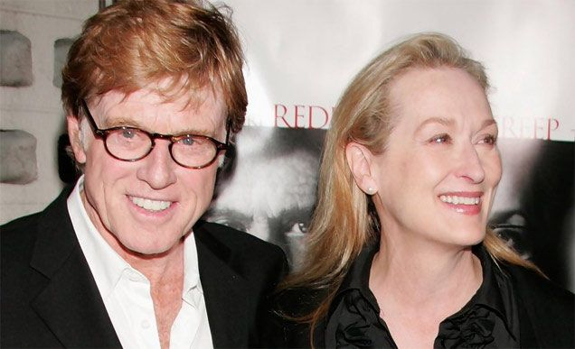 SHAPE Magazine - Meryl Streep Marries!