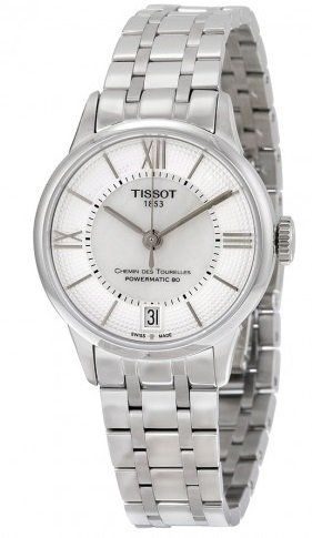Tissot Chemin Des Tourelles T0992071111800 Ladies Watch Silver ** Read more at the image link.