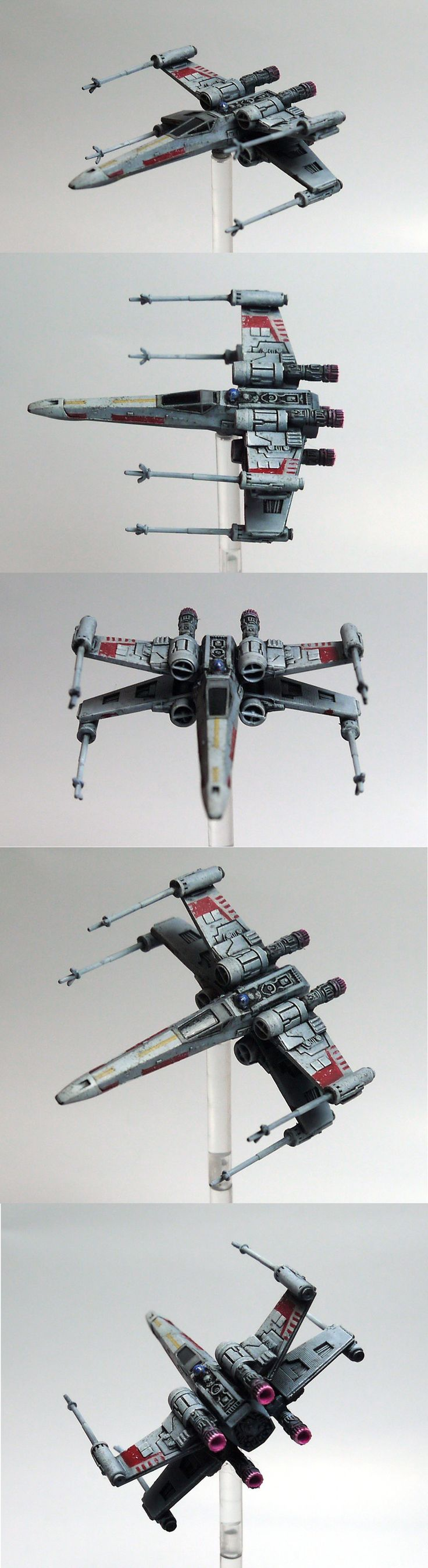 Luke Skywalker Red 5 X-Wing