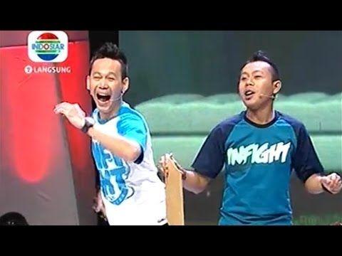 "PNS & Yadi Sembako "" Calon Penyiar "" @ Comedy Academy Babak 4 Besar"