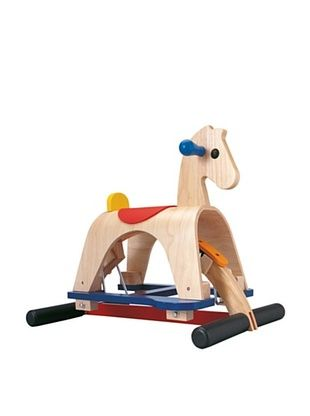 27% OFF PlanToys Lusitano Rocking Horse