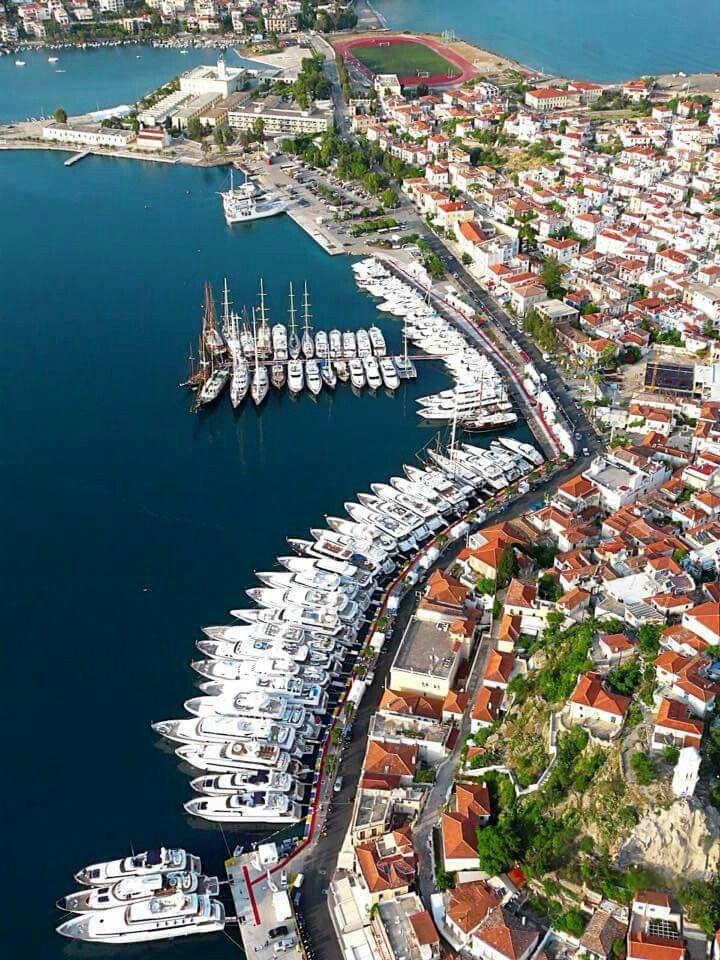 East Med Yacht Show 2013, Poros island, Saronicos bay, Greece