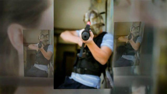 Mónika és Kálmán e-session, #esession, #gun, #airsoft, #video, http://www.digilab.hu
