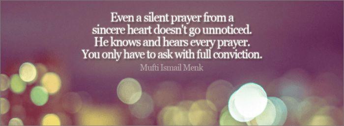 Silent Prayer Best Prayer