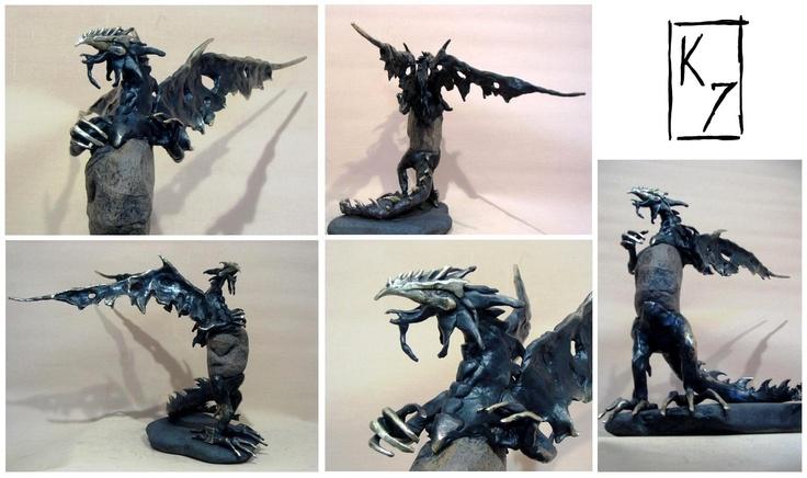 Sculpture Dragon