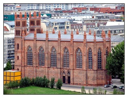 08.09.04.17.05 - Berlin, Friedrichswerdersche Kirche, Karl Friedrich Schinkel
