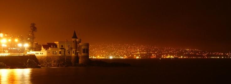 Castillo Wulff, Viña del Mar, Chile: Marine