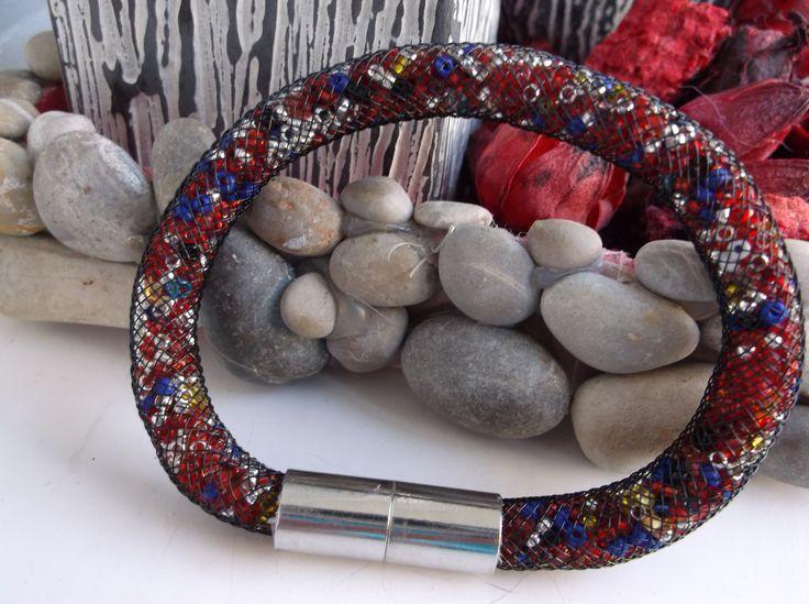 Mesh Stardust bracelet