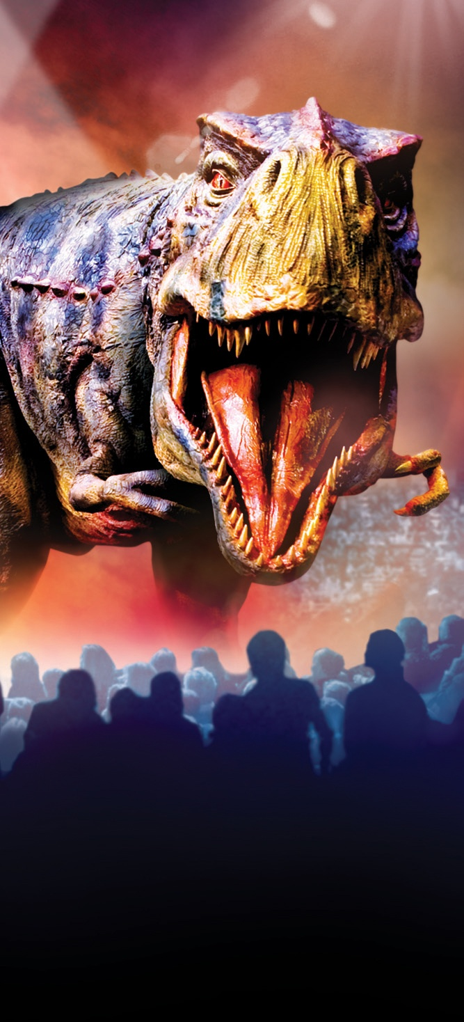 Walking With Dinosaurs | UK Tour | Call 0800 358 0058 for group offers!
