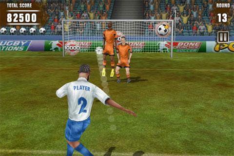 screenshot football kicks game 4