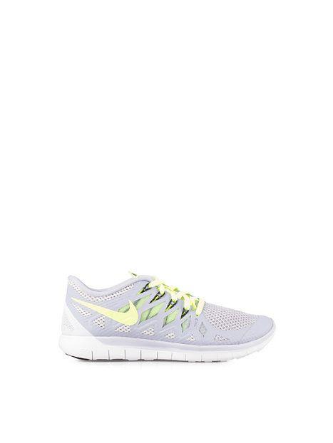 Nike Free 5,0 - Nike - Titanium - Sko Løping - Sportsklær - Kvinne - Nelly.com