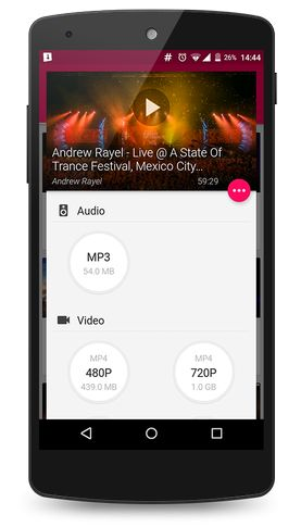 Videoder Video & Music Downloader v12.3.1 [Ad Free]   Videoder Video & Music Downloader v12.3.1 [Ad Free]Requirements:4.1Overview:Videoder is the ultimate way to download YouTube videos!  Videoder is an amazing YouTube Music & Video download utility for your Android Smart-Phone. It has been loved and appreciated by over 20 million users around the world. Download the latest apk of Videoder now and start downloading your favourite Music and Videos.  App Features Download unlimited youtube…