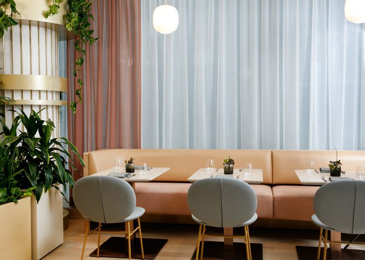 Botanist Restaurant To Open Its Doors In Vancouver InteriorsRestaurant DesignCommercial